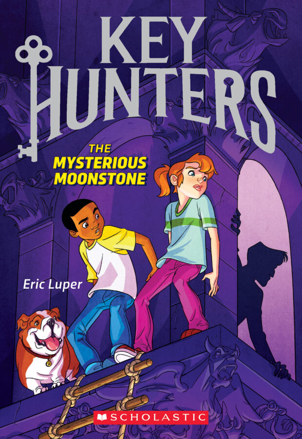 Eric Luper - The Mysterious Moonstone