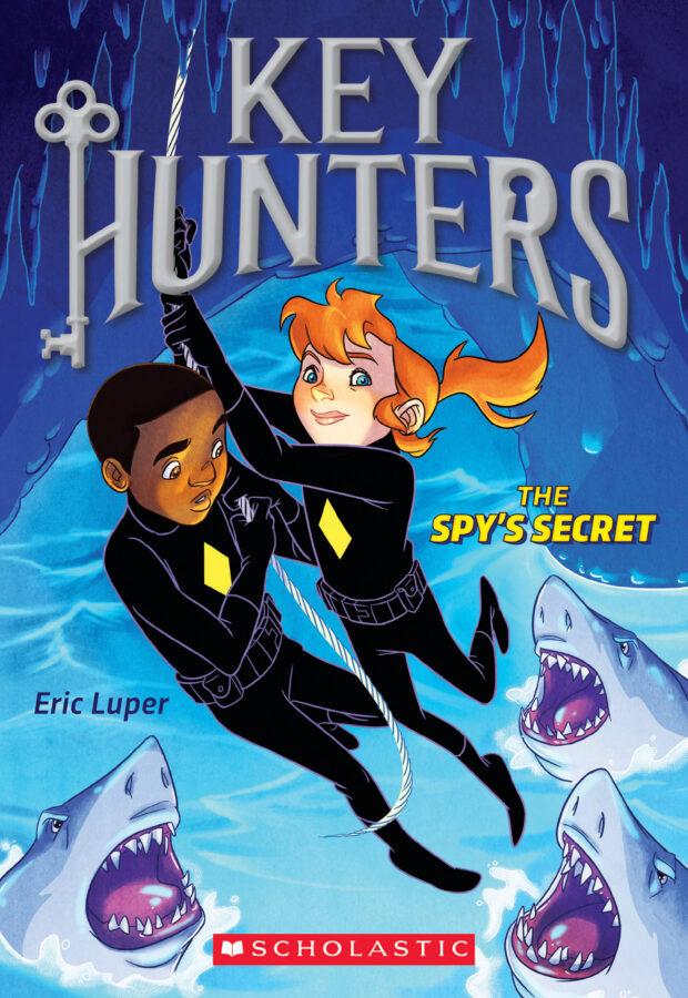 Eric Luper - The Spy's Secret