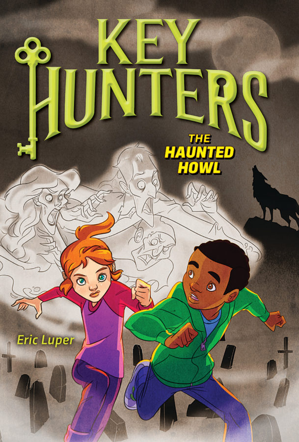 Eric Luper - The Haunted Howl