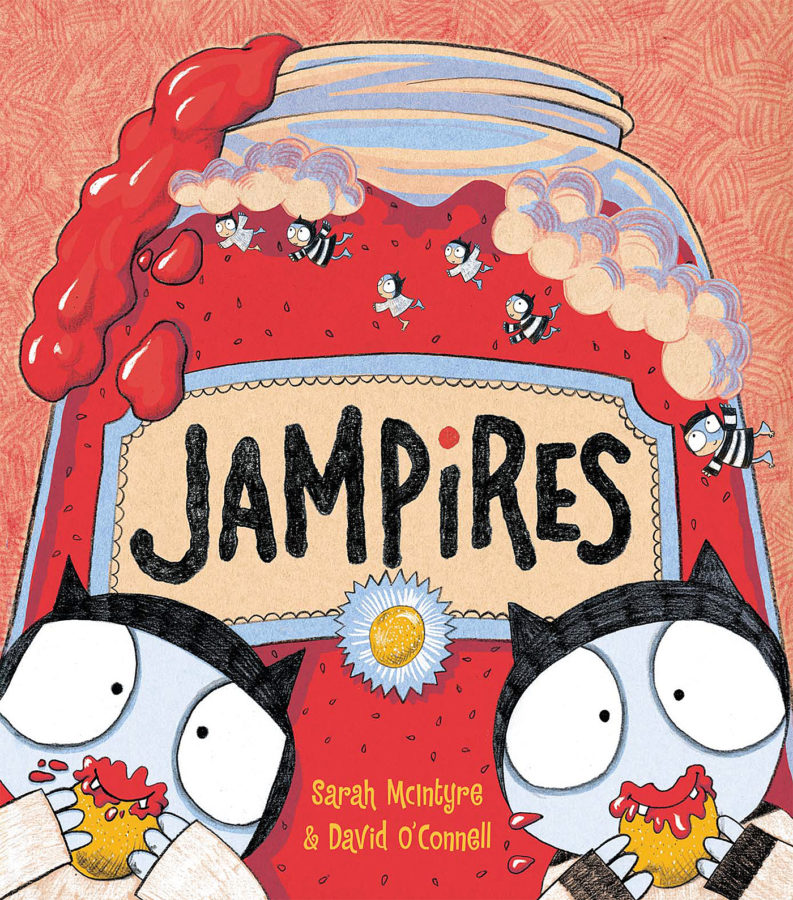 Sarah McIntyre - Jampires