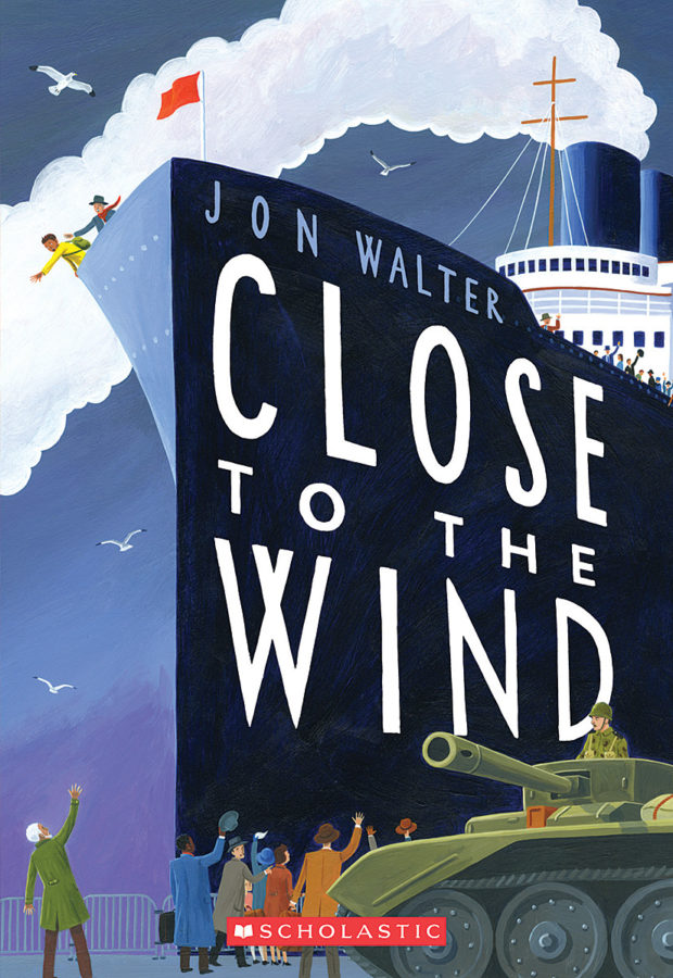 Jon Walter - Close to the Wind