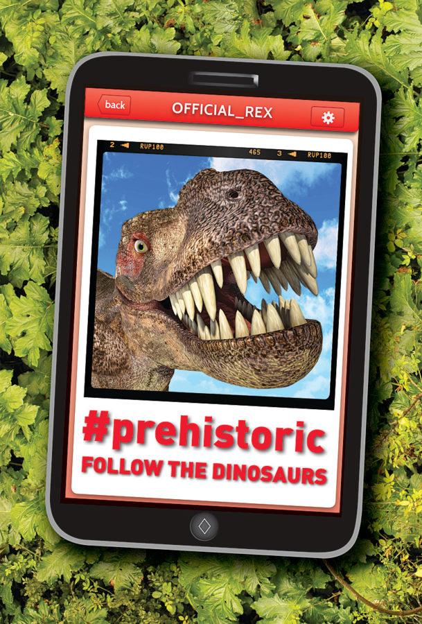 John Bailey Owen - #Prehistoric: Follow the Dinosaurs