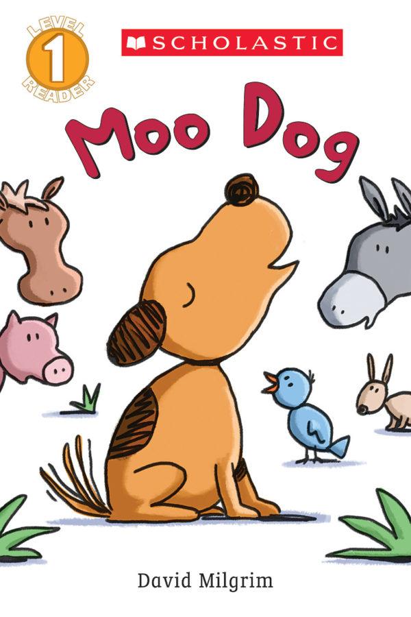 David Milgrim - Moo Dog