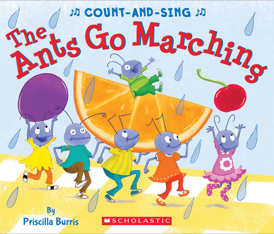 Priscilla Burris - Ants Go Marching, The