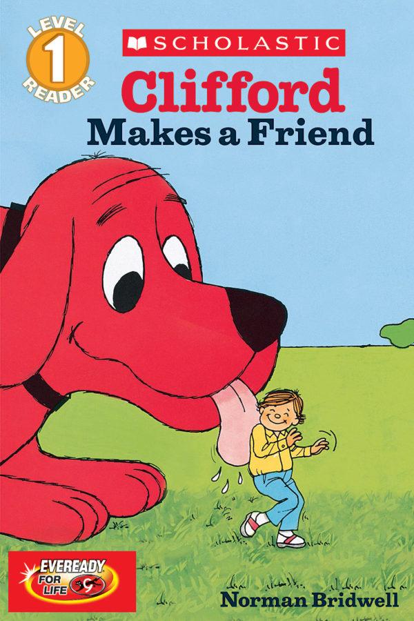 Norman Bridwell - Clifford Makes a Friend