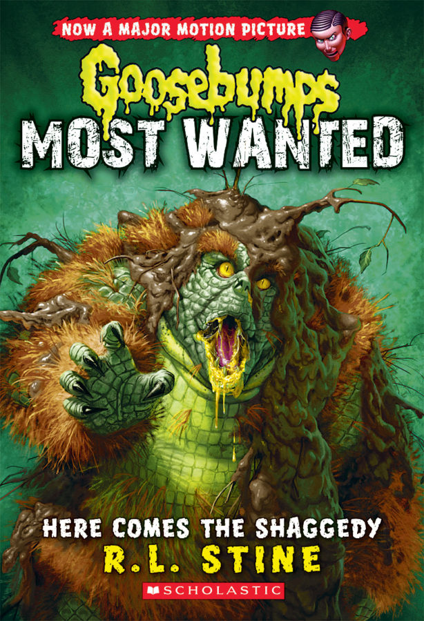 R. L. Stine - Goosebumps Most Wanted #9: Here Comes the Shaggedy