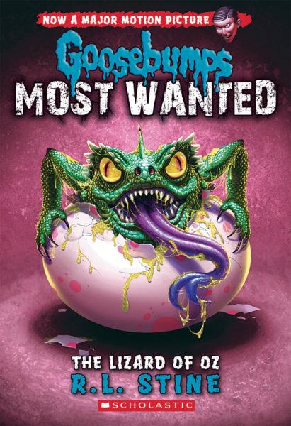 R. L. Stine - The Lizard of Oz