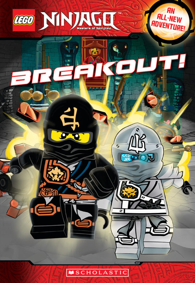 Tracey West - Breakout