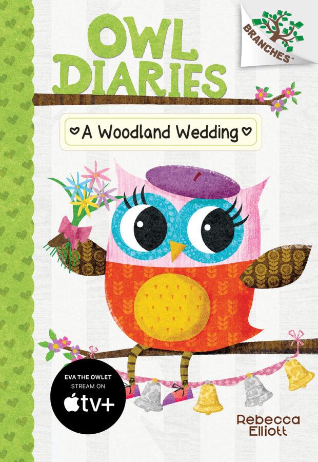 Rebecca Elliott - A Woodland Wedding