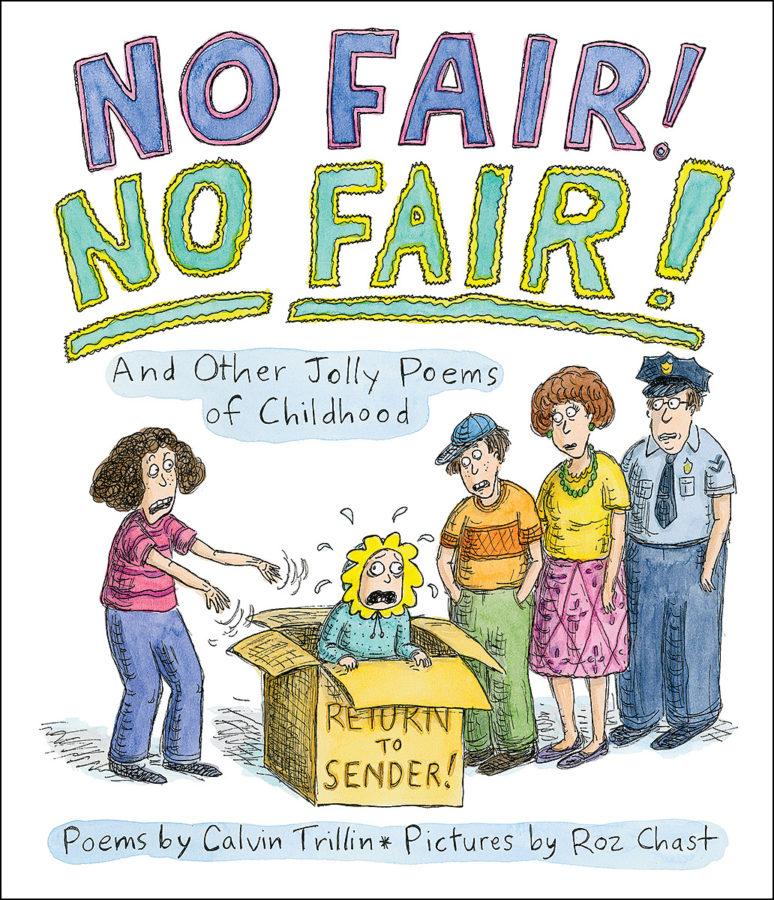 Calvin Trillin - No Fair! No Fair!