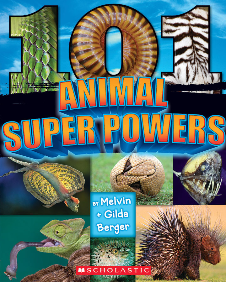 Gilda Berger - 101 Animal Super Powers