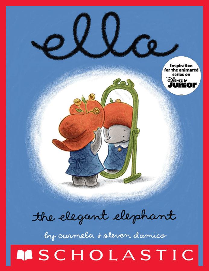 Carmela D'Amico - Ella the Elegant Elephant