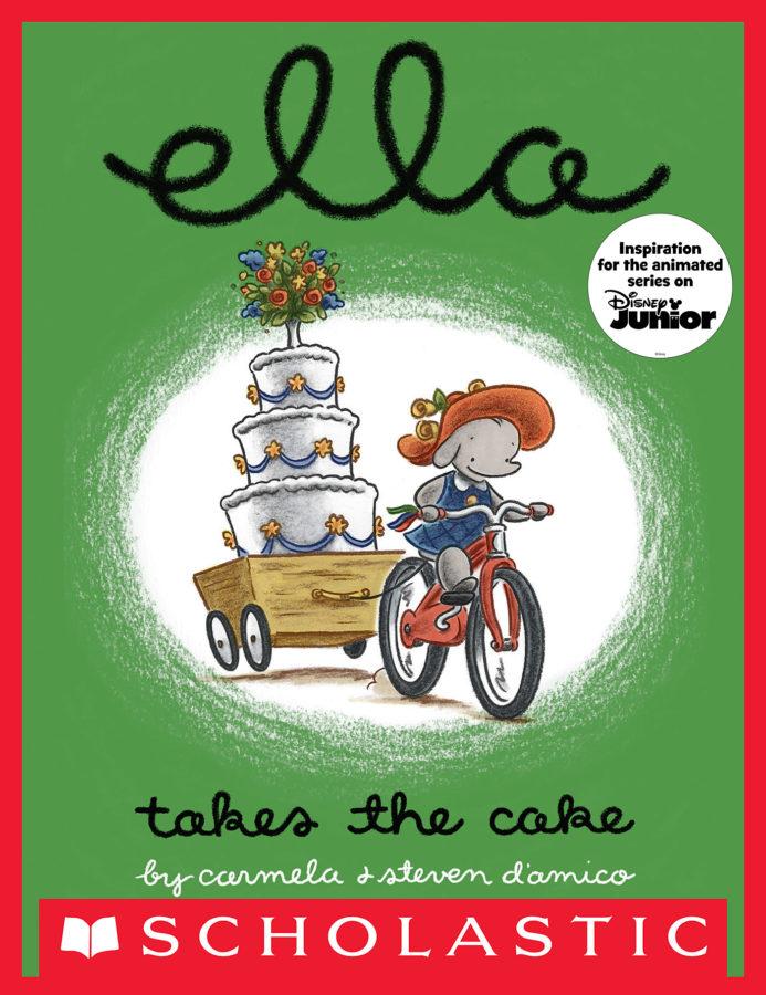 Carmela D'Amico - Ella Takes the Cake