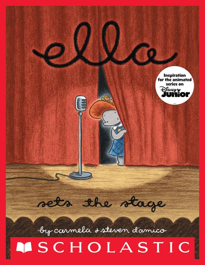 Carmela D'Amico - Ella Sets the Stage