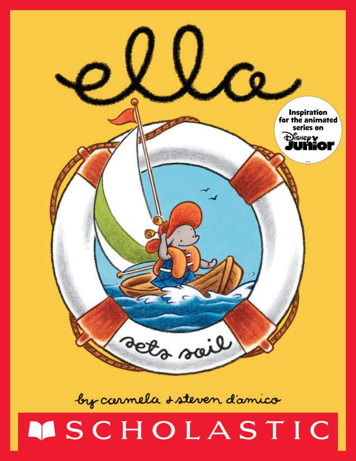 Carmela D'Amico - Ella Sets Sail
