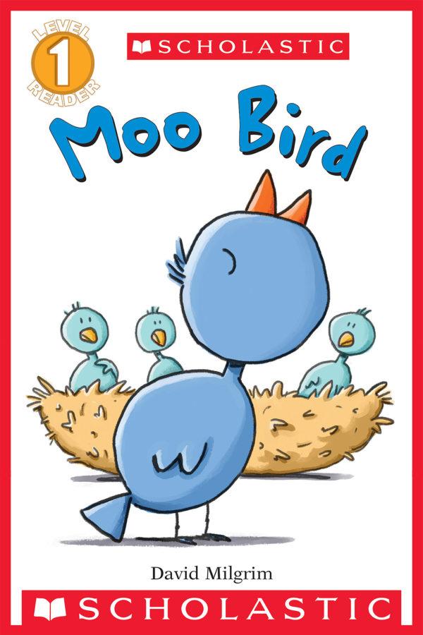 David Milgrim - Moo Bird