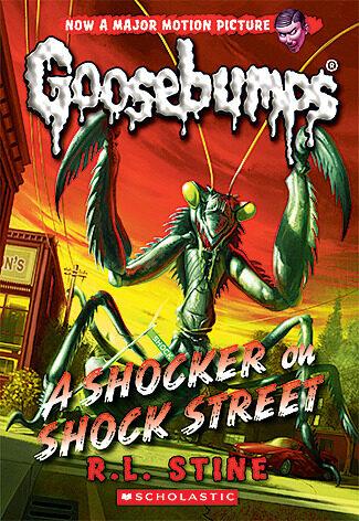 R. L. Stine - A Shocker on Shock Street