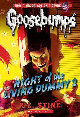 R. L. Stine - Night of the Living Dummy II