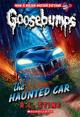 R. L. Stine - The Haunted Car