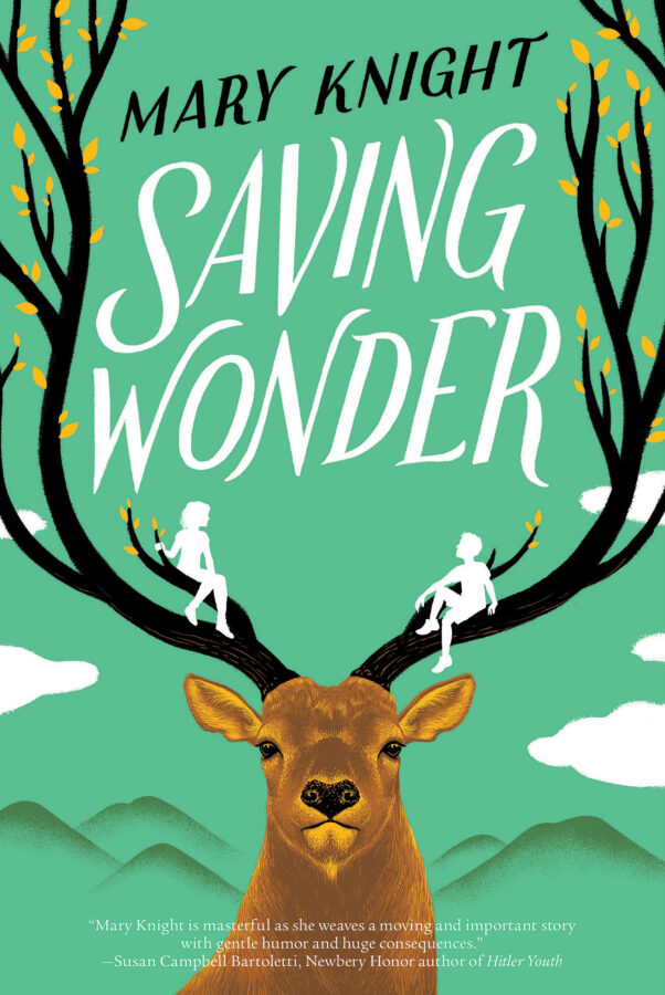 Mary Knight - Saving Wonder