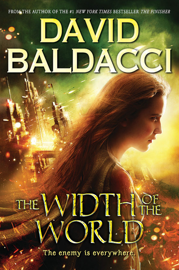 David Baldacci - The Width of the World