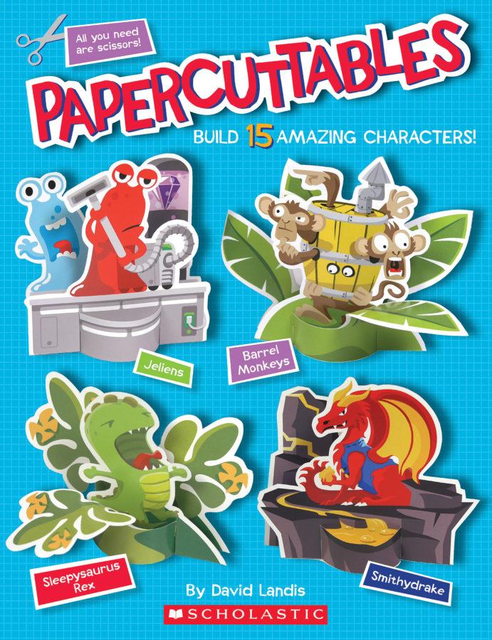 David Landis - Papercuttables
