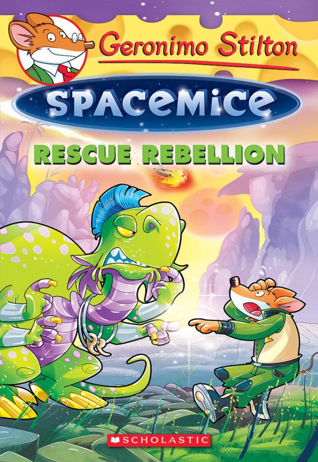 Geronimo Stilton - Rescue Rebellion