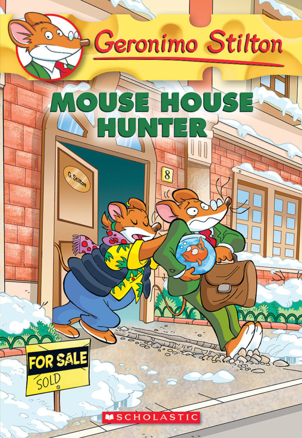 Geronimo Stilton - Mouse House Hunter