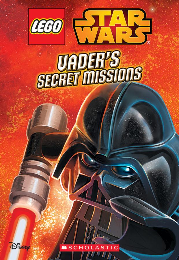 Ace Landers - Vader's Secret Missions