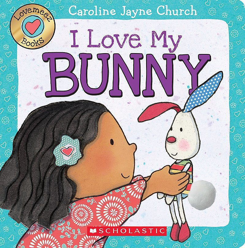 Caroline Jayne Church - I Love My Bunny