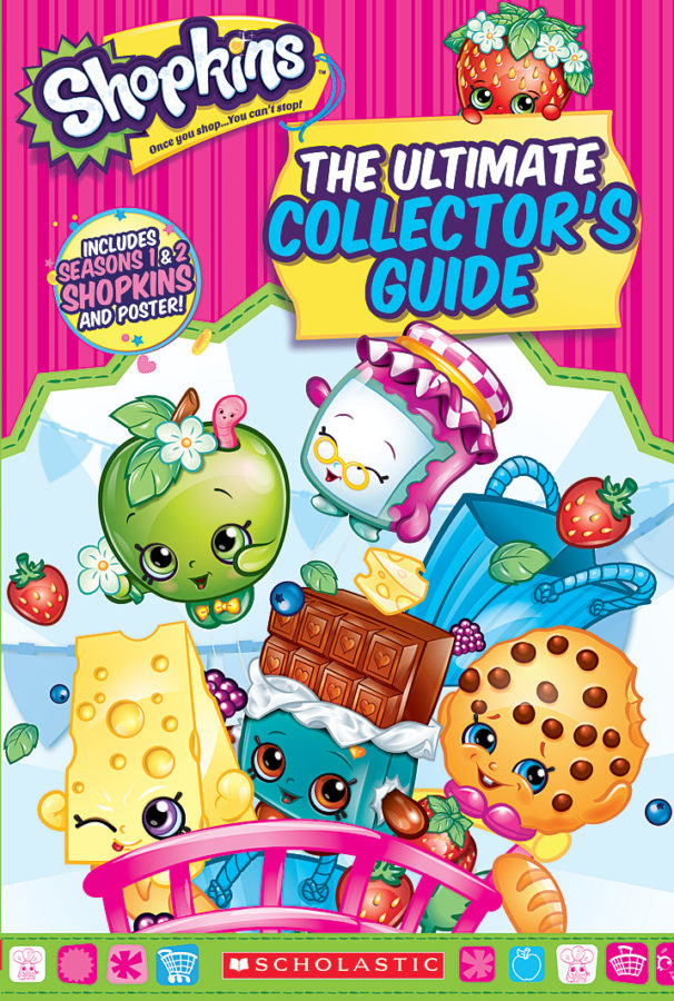 Jenne Simon - Shopkins: The Ultimate Collector's Guide