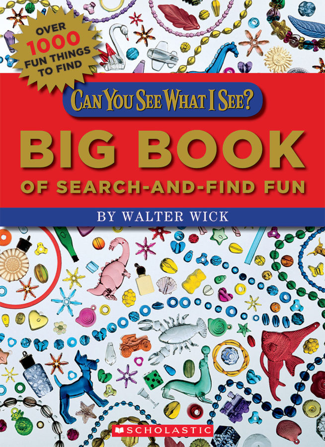 Walter Wick - Can You See What I See? Big Book of Search-and-Find Fun