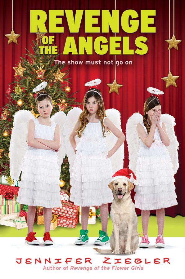 Jennifer Ziegler - Revenge of the Angels