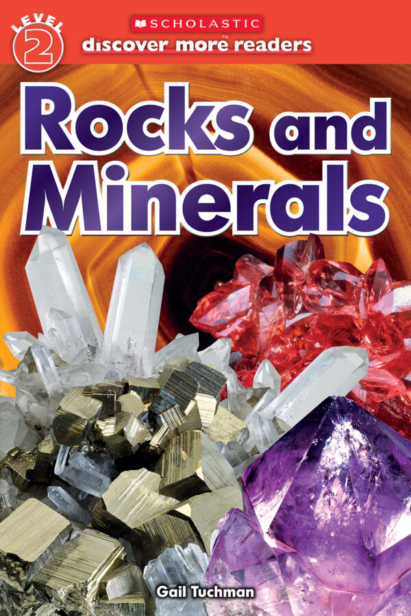 Gail Tuchman - Rocks and Minerals