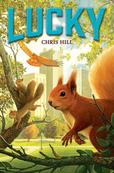 Chris Hill - Lucky