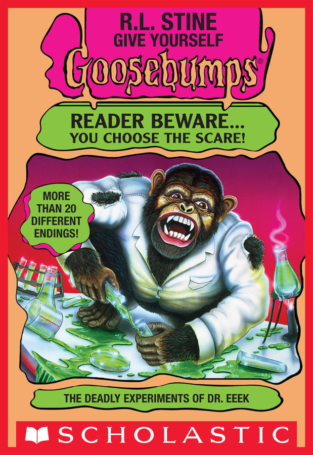 R. L. Stine - GYGB: The Deadly Experiments of Dr. Eeek