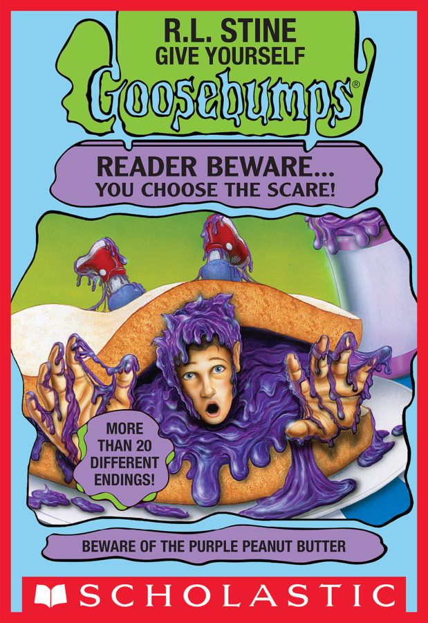 R. L. Stine - GYGB: Beware of the Purple Peanut Butter