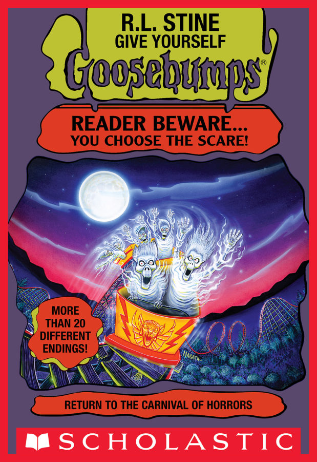 R. L. Stine - Return to the Carnival of Horrors