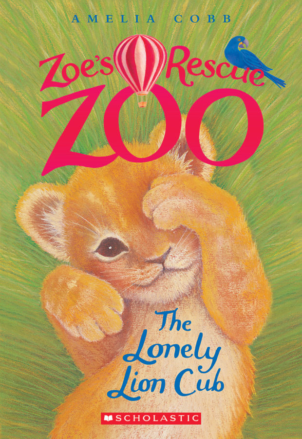 Amelia Cobb - The Lonely Lion Cub
