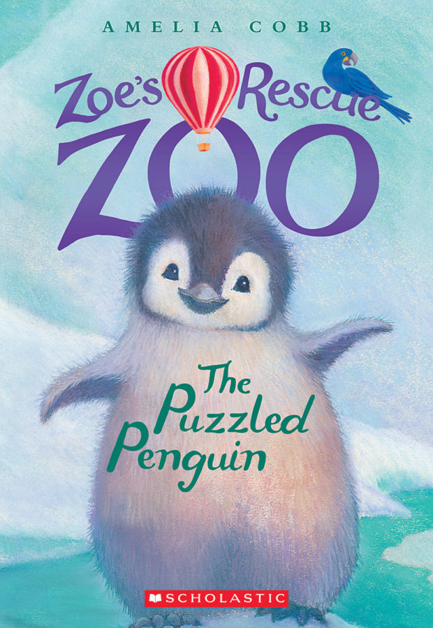 Amelia Cobb - The Puzzled Penguin