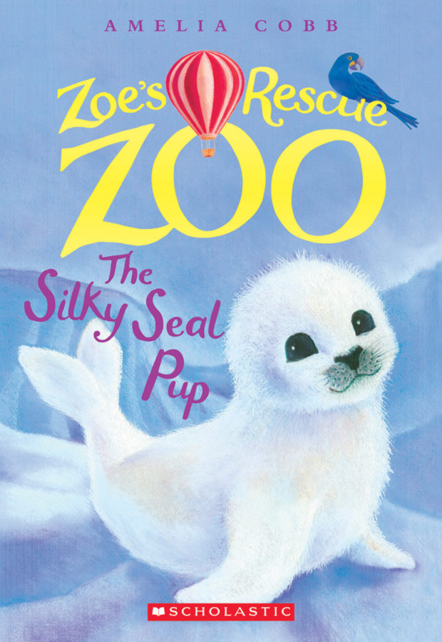 Amelia Cobb - The Silky Seal Pup