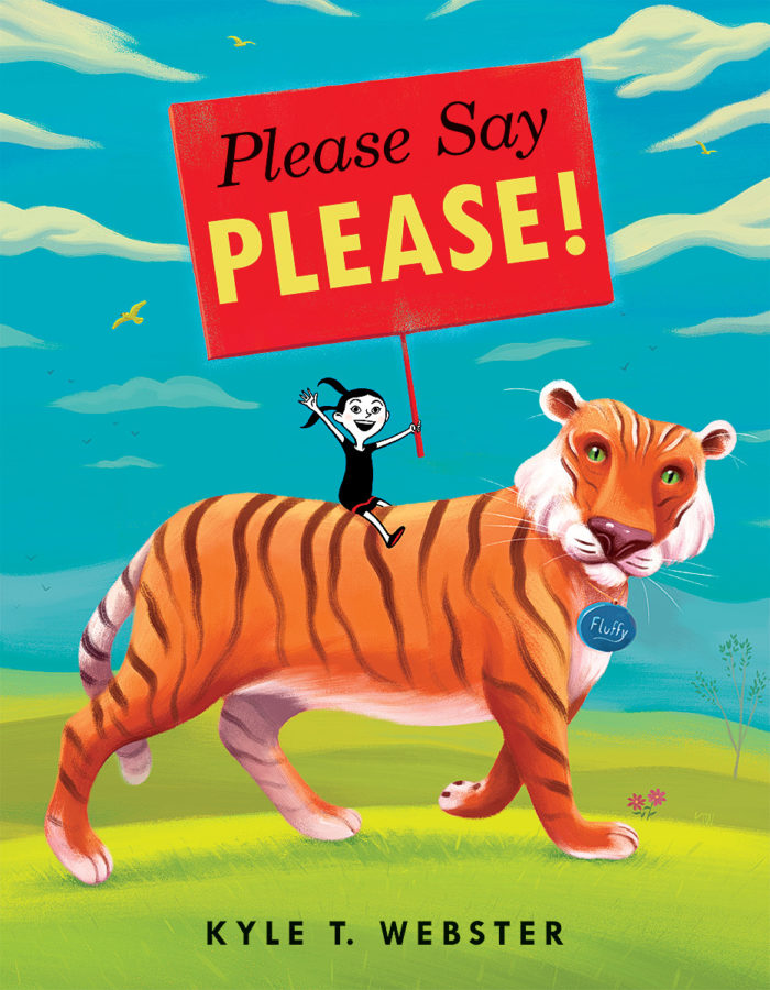 Kyle T. Webster - Please Say Please!