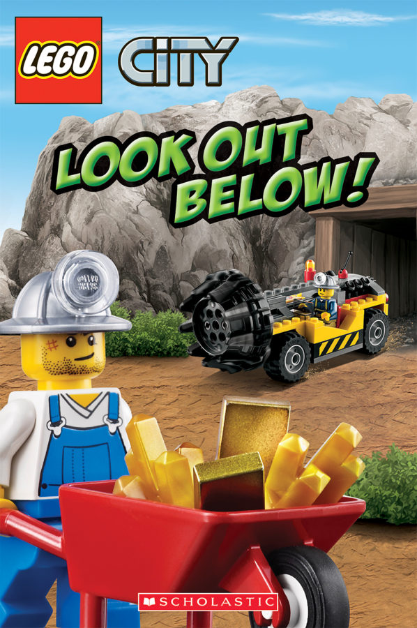 Michael Anthony Steele - LEGO City: Look Out Below!