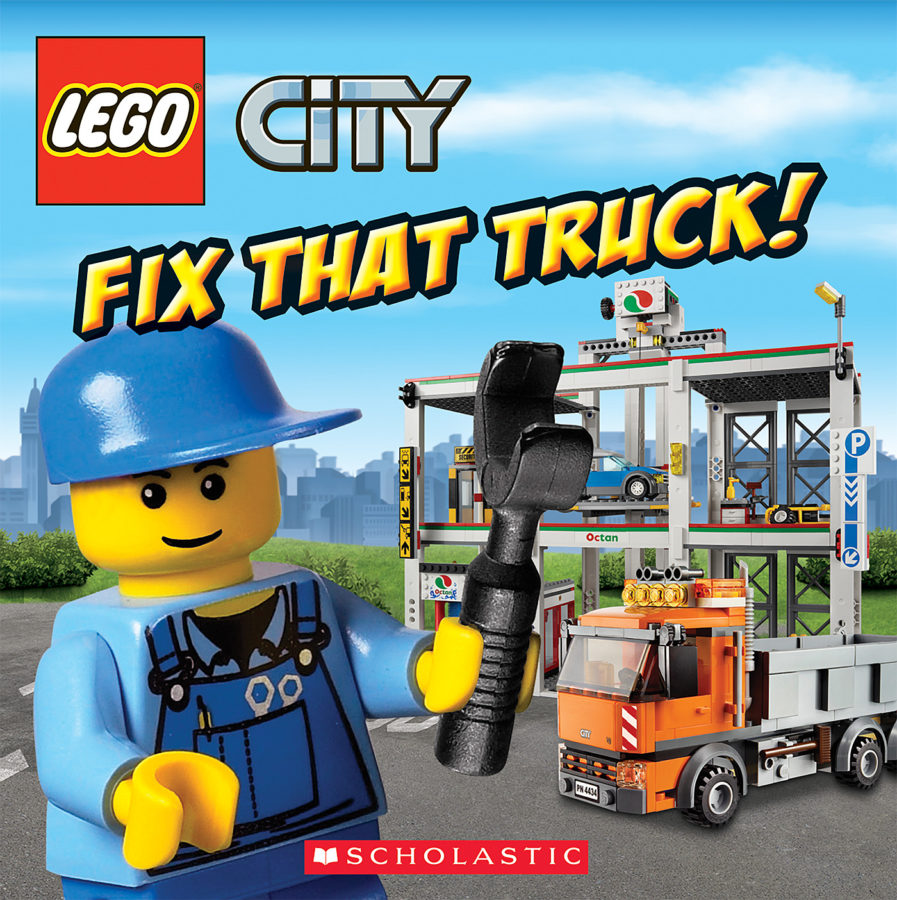 Michael Anthony Steele - LEGO City: Fix that Truck!
