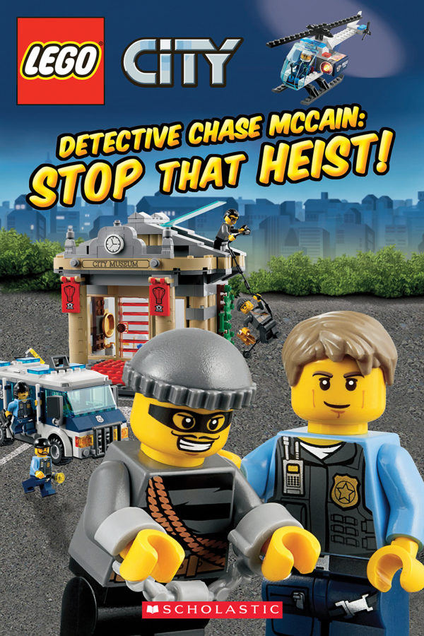 Trey King - LEGO City: Detective Chase McCain: Stop that Heist!