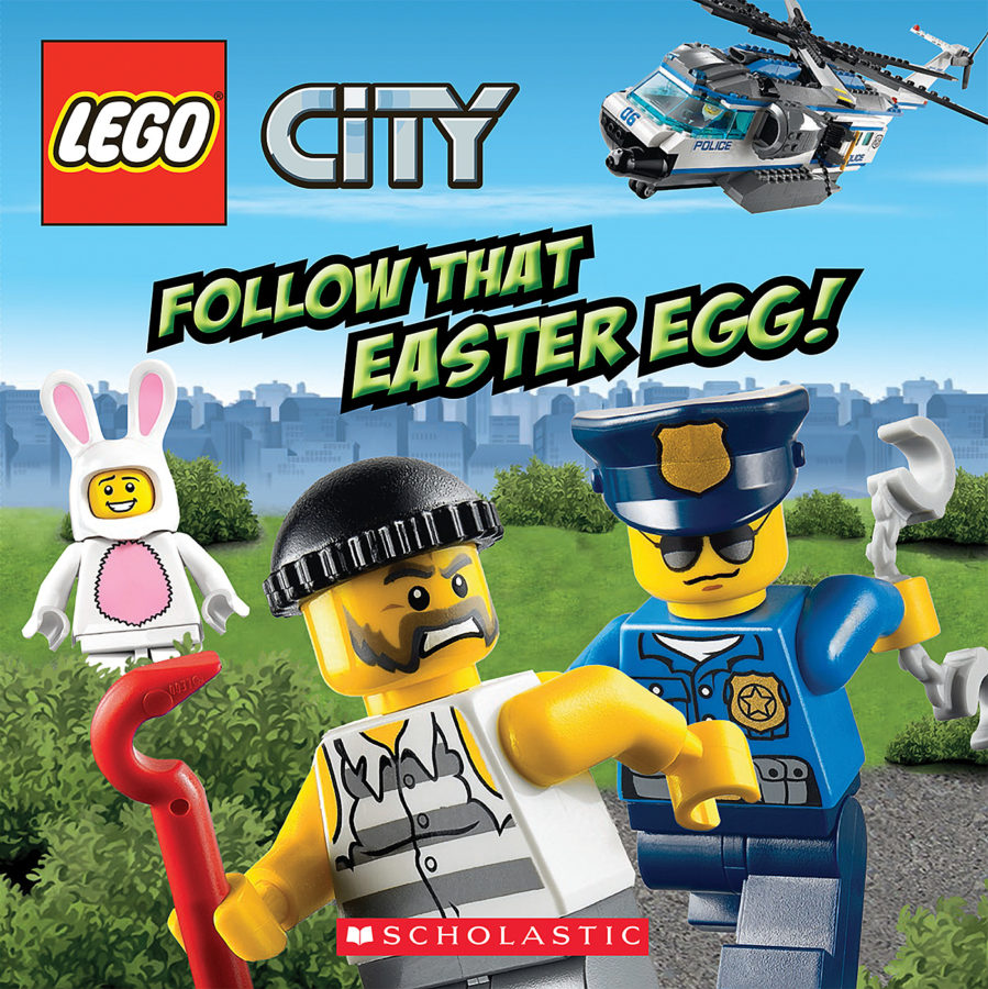 Trey King - LEGO City: Follow that Easter Egg!