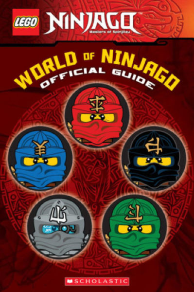 Scholastic - World of Ninjago: Official Guide #2