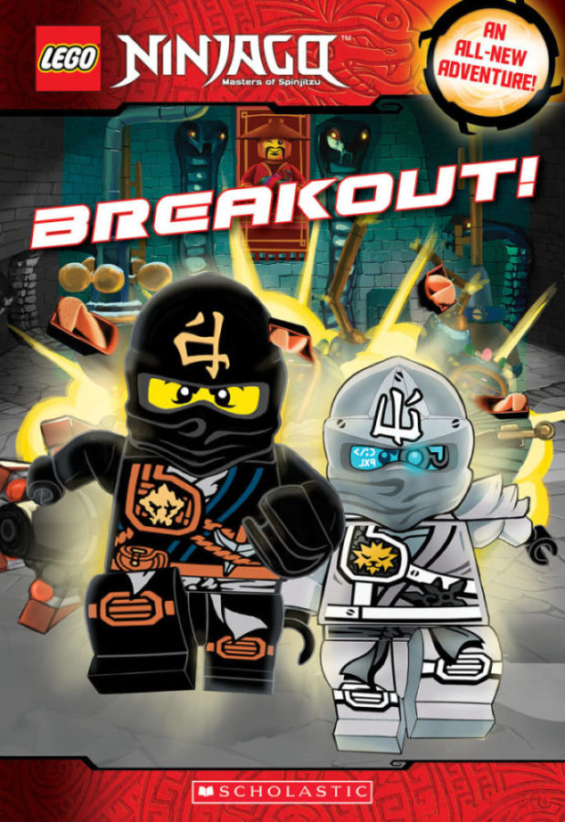 Tracey West - LEGO NINJAGO: Breakout (Chapter Book #8)