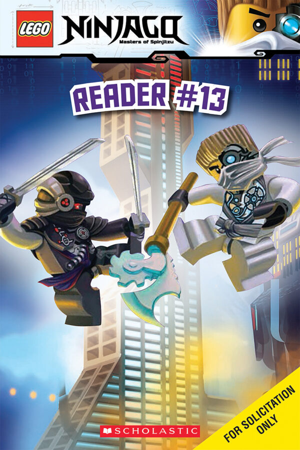 Kate Howard - LEGO NINJAGO: Spy vs. Spy (Reader #13)
