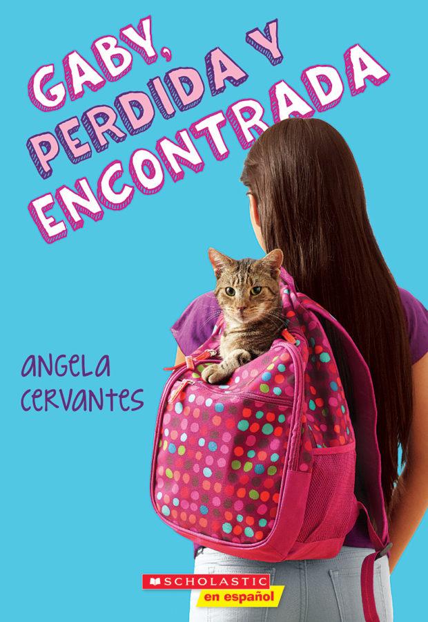 Angela Cervantes - Gaby, perdida y encontrada